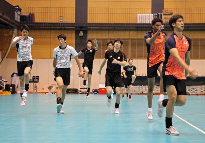 U23代表合宿が行われました。