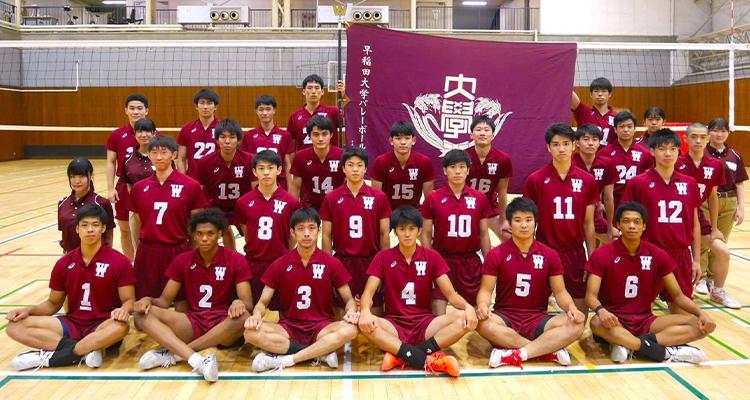 早稲田大学バレーボール部